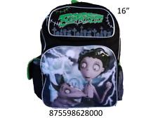 """Disney Unisex-child Frankenweenie Electrifying 16"""" Backpack-8000"""