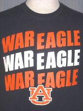Auburn University Tigers War Eagle Adult Medium T-Shirt (M Football Baseball)