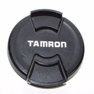 Genuine Tamron 58mm Lens Front Cap Made in Japan B01008