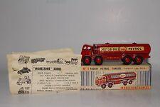 1950's Morestone Foden Esso Tanker Truck with Orignal Box, Nice Original