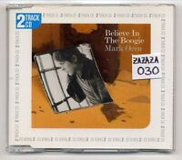 Mark Owen Maxi-CD Believe In The Boogie - German 2-track CD - take that solo
