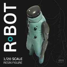1/20 Scale Resin figure Garage kit  ANVA CRAFT R-BOT  Unpainted Unassembled