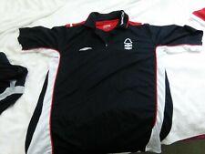 nottingham forest fc football training shirt size L - capital one
