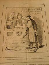 Typo 1886 - Laboratoire Parlementaire difficile à combiner