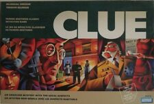 2002 Clue Board Game Hasbro Complete