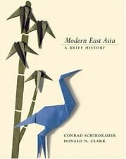 Modern East Asia: A Brief History (with InfoTrac®) NEW!!