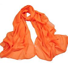Ladies Chiffon Wrap Dress Sarong Pareo Beach Bikini Swimwear Cover Up Scarf