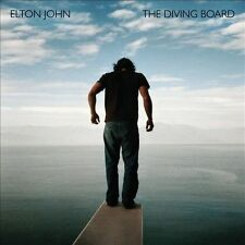 The Diving Board by Elton John (Vinyl, Sep-2013, 2 Discs, Virgin EMI SEALED