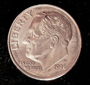 1996-W Roosevelt Dime, BU #1132