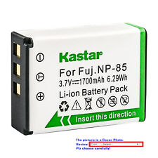 Kastar Replacement Battery for NP-170 Sony 2700X HDV-CX3800E HDV-CX1800E Camera