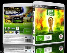 (PS3) 2014 FIFA World Cup Brazil (G) (Soccer/Football) Guaranteed, Tested