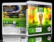 (PS3) 2014 FIFA World Cup Brazil (G) (Soccer/Football) Guaranteed, Tested