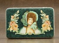 Vintage Madison Confectionery Co Candy Tin Minuet Assortment