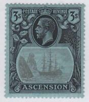 ASCENSION ISLAND 21  MINT HINGED OG * NO FAULTS  VERY FINE!
