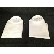 Lot of 2 Pentair Po50G2S Polypropylene Felt Filter Bags, 50 Microns, No Box