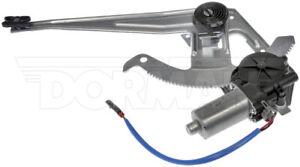 Dorman 741-832 Power Window Regulator And Motor Assembly For 93-11 Ford Ranger