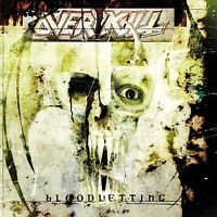 OVERKILL - BLOODLETTING 2 VINYL LP NEU