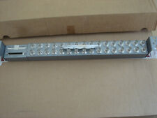 "32 Way 1U BNC Patch Panel + SCSI 19"" Populated RRP £489"