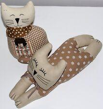 Fermaporta animali (gatti) in tessuto grandi idea regalo