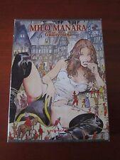 "MILO MANARA "" GULLIVERIANA "" LIBRO + CDROM MONDADORI 1996 COME NUOVO..!"