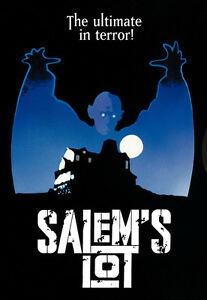 """STEPHEN KING'S SALEM'S LOT Movie Poster [Licensed-NEW-USA] 27x40"""" Theater Size"""