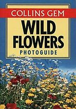 Wildflowers: Photoguide (Collins GEM), Walters, Martin, Used; Good Book