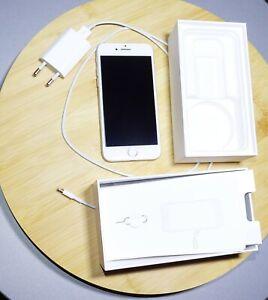 WIE NEU Apple iPhone 7 Silber Smartphone 11,9 cm/4,7 Zoll