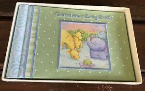 C.R. Gibson Little Pond Grandma's Baby Brag Book