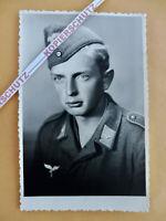 ORIG WK2/WW2 FOTO LUFTWAFFE SOLDAT PORTRÄT - 1