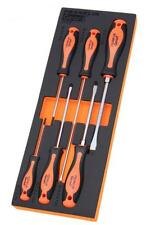 Franklin Gear F 6 Piece S2 Slotted Screwdriver Set GFS2F
