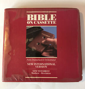 Vintage Bible on Cassette Fully Dramatized and Orchestrated International Ver.