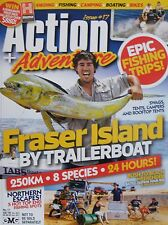 Action & Adventure Magazine Issue 17 Fraser Island By Trailer Boat
