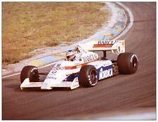 Arrows BMW A7 1984 #18 Thierry Boutsen GP F1 Zandvoort (NL)