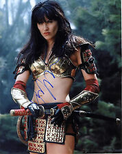 REPRINT LUCY LAWLESS #SN1 Xena Warrior Princess autograph signed photo