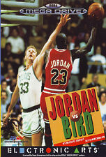 # SEGA MEGA DRIVE-Jordan vs. Bird-TOP/MD gioco #