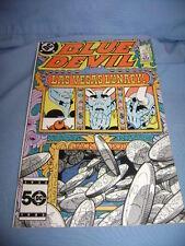 1986 BLUE DEVIL #22 LAS VEGAS LUNACY ! JACK POT ! DC COMICS