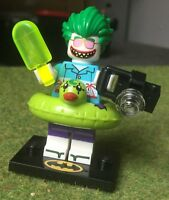 Lego Minifigure BATMAN Series 2 - Vacation The Joker - Exc Con - Free Post!