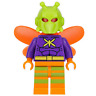 LEGO Killer Moth Minifigure sh276 From Super Heroes Set 76054