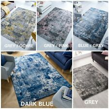 WONDERLUST NEW FASHION ABSTRACT SOFT QUALITY RUG SMALL - LARGE CARPET RUNNER