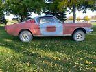 1966 Ford Mustang  1966 Ford Mustang Fastback V8 Manual Tranny