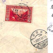 L301 1906 Austria-Hungary KUK *Visegrad* Bosnia-Herzegovina MILITARY Cover