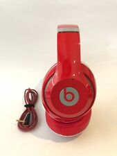Authentic Beats by Dr. Dre Studio Wired Headband Headphones - Please Read