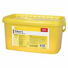 VIRKON S DISINFECTANT Swine Kennel Poultry Equine Barns & Equipment 10 Pounds