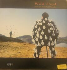 PINK FLOYD DELICATE SOUND OF THUNDER LP PROMO BRAZIL IMPORT 1988 free shpg!