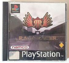 Rage Racer + Demo Namco - PlayStation 1 PS1 - PAL - Complet