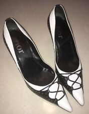 Christian Dior D'trick Collection Shoes - Size 38 - Rare
