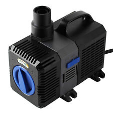 4500l/h Filterpumpe ECO Teichpumpe Bachlaufpumpe Teich Filter Gartenteich Wasser