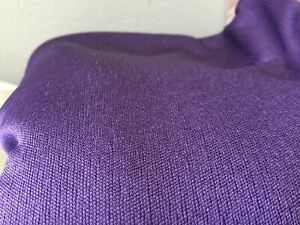purple poly rayon fabric 63 inches wide by the yard