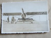 Orig. Foto Fieseler Fi 156 Storch Flugzeug der Luftwaffe