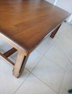 Coffee Table wood brown